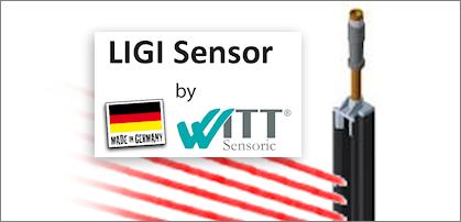 Sensore Barriera Infrarossi LIGI Witt