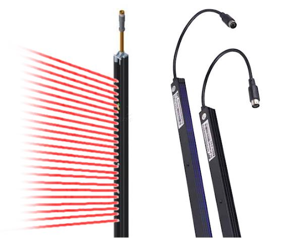 Sensori Barriere EN12978
