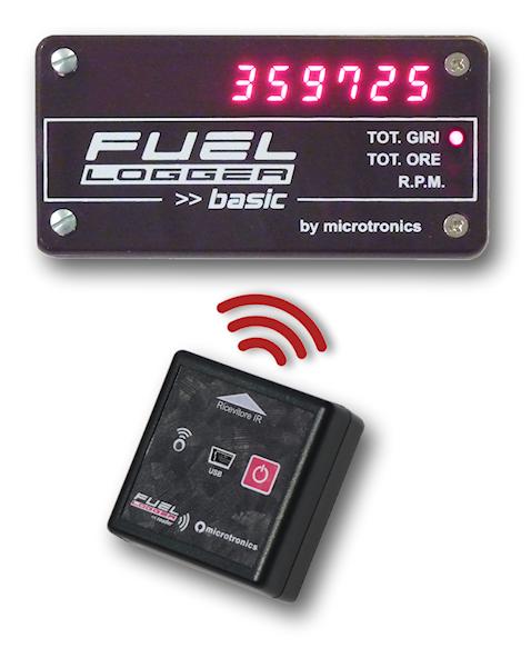 Fuellogger Basic - recupero accise gasolio